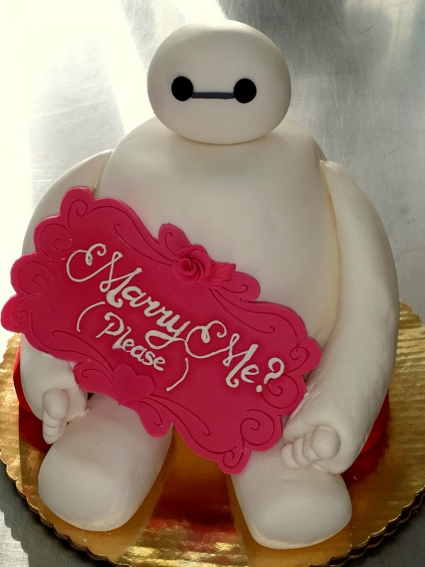 Marry Me Cake by Goodies Bakeshop