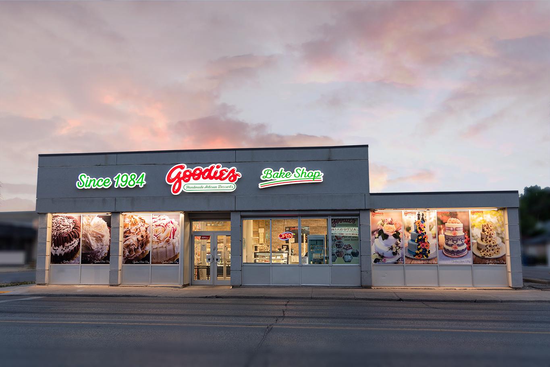 Winnipeg Bakery & Catering - 1124 Ellice Avenue
